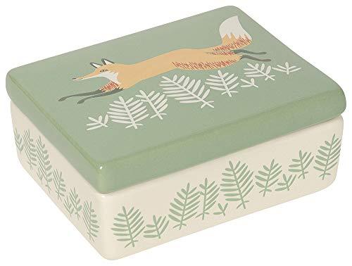 Danica Studio Ceramic Jewelry Box, Hill and Dale