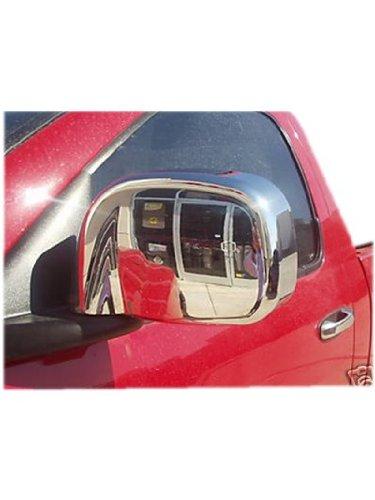 Dodge Ram 1500 - 2500 - 3500 Chrome Full Mirror Cover Kit