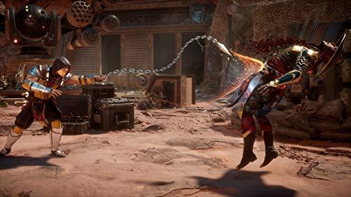 Mortal Kombat 11 - Nintendo Switch 4