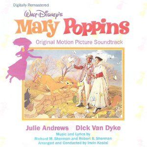Mary Poppins - Original Motion Picture Soundtrack with Julie Andrews & Dick Van Dyke