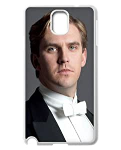 SROUK TV Show Series Design Protective Cases Downton Abbey Plastic Cover Case for Samsung Galaxy Note 3-36