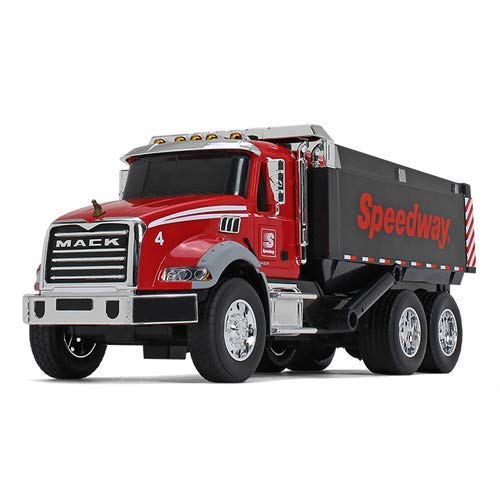 Speedway 1/24 Scale Mack Granite Dump Truck w/ Lights & Sounds - Limited Edition 4th in A Series