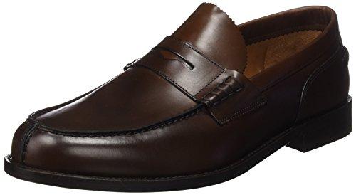 Lottusse Marrón P Zapatos Hombre Jocker teak L6902 SqwraRS