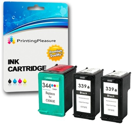 5 opinioni per 3 Cartucce d'inchiostro compatibili per