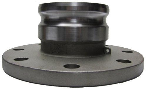 (PT Coupling PFA Series Ductile Iron Cam and Groove Hose Fitting, Flange, 8
