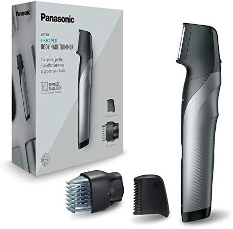 Panasonic ER-GK80-S503 Recortadora Corporal Recargable para hombre ...