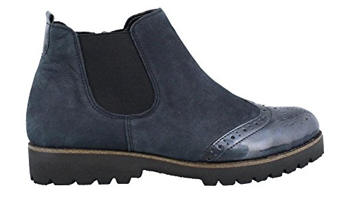 D0178 Remonte Chelsea Navy Botas Mujer Chelsea Remonte Para 1wYdwT 4dc481