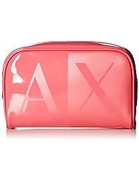 AX Armani Bolsa redonda con cierre