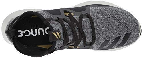 adidas Women's Edgebounce, Black/Gold Metallic, 5 M US by adidas (Image #7)