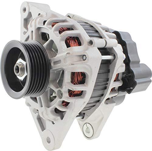 (New Premium Alternator fits Bobcat Excavators V2403M W/Kubota Diesel Eng E42, E45, E50, E55 2014 Bobcat Track Loader V3307-DI W/Kubota Diesel Engine T630/T650 2014 141-30105 A-9621 425581 7015581)
