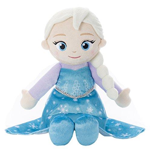 디즈니 겨울왕국 말하고 노래부르는 엘사인형 앉은 키35cm