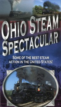 Ohio Steam Spectacular - Greg Scholl Video Productions [DVD] [2003]