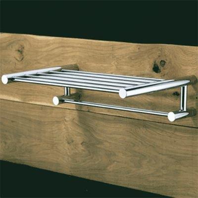 Samuel Heath N5173-A-CP N5173ACP Towel Shelf In Chrome Plated ()