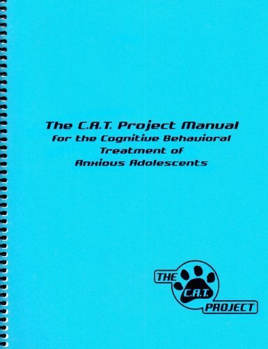 """The c. A. T. Project"""" manual for the cognitive behavioral treatment."""