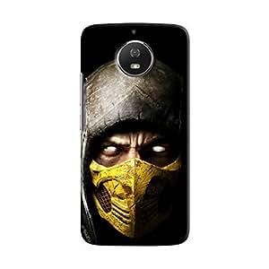 Cover It Up - Scorpion Stare Moto G5s Hard case
