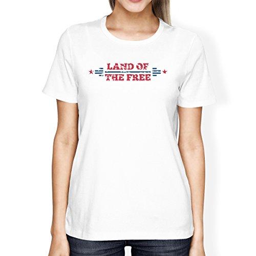 Printing 365 Of The para One de Land corta Camiseta Free Size manga mujer 6xqFxRB