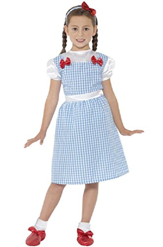 8eighteen Classic Dorothy Country Girl Child Costume (Gothic Dorothy Costume)