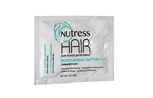 Hair Moisturizing Protein - Nutress Hair Moisturizing Protein Packette