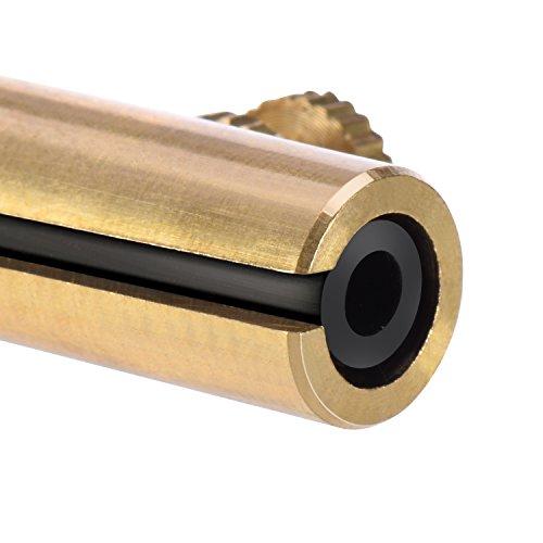 Canomo 1 Pack Golden Brass Cello Wolftone Eliminator Wolf Tone Mute Suppressor by Canomo (Image #3)