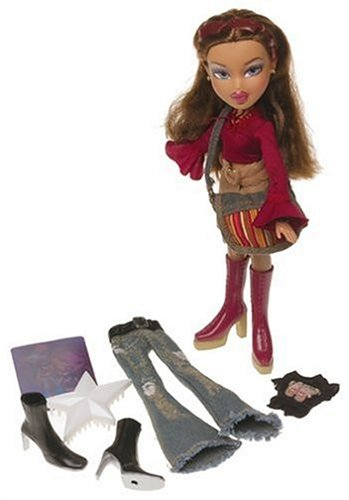 Bratz The Funk Out Fashion Collection Nevra Doll