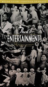 That's Entertainment!: The Ultimate Anthology Of M-G-M Musicals by Rhino / Wea