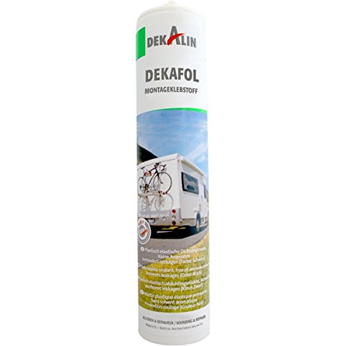 Dekalin Montageklebstoff Spezial DEKAfol - beige, 310 ml