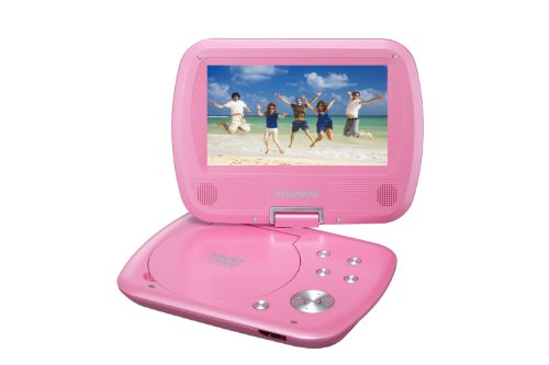 Best Battery Life Portable Dvd Player - 6