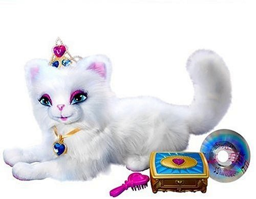 Stuffed Animated Cat