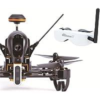 Walkera F210 Professional Racing Quadcopter Drone with 5.8G Goggle-2 Devo 7 Transmitter 700TVL Night Vision Camera OSD RTF