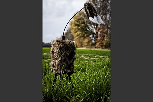 MOJO Outdoors Super Critter Predator Decoy with Sound by MOJO Outdoors (Image #3)