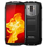 Rugged Cell Phones Unlocked, Blackview BV6800 pro 4G LTE IP68 Waterproof Smartphone 6580mAh
