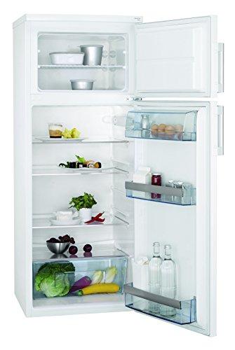 AEG Santo S72300DSW1 Kühl-Gefrier-Kombination / A++ / Kühlen: 184 L / Gefrieren: 44 L / weiß / Maxi-Load / Extragroße Gemüseschublade