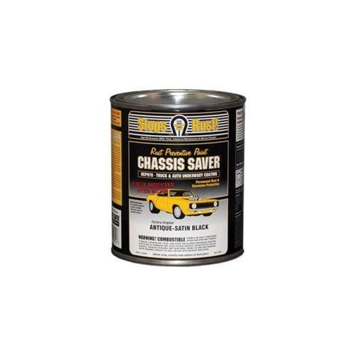 Magnet Paint Co Chassis Saver - Satin Black - MPC-UCP970-04 (Quarts)