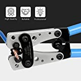 IWISS Cable Lug Crimping Tool for Heavy Duty Wire