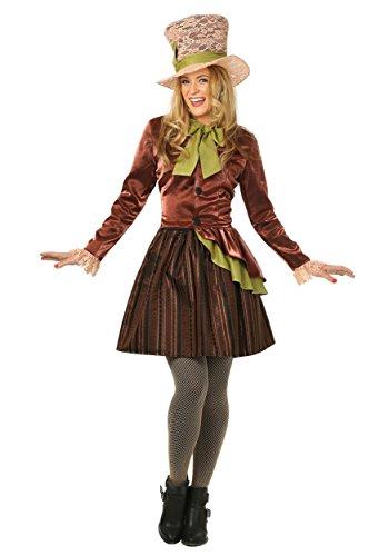Princess Paradise Womens Mad Haddie Costume Large -