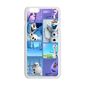 Frozen fresh snow baby Cell Phone Case for iPhone plus 6