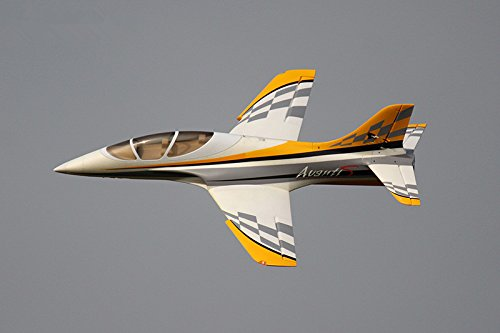 Avanti 80mm Ducted Fan EDF Ultimate Sport Jet RC Airplane 6S PNP (No Radio, battery, charger)