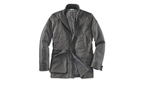 BMW jacket - space gray melange - men's large