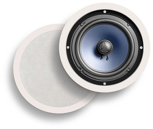 Polk Audio RC80i 2-Way In-Ceiling/In-Wall Speakers