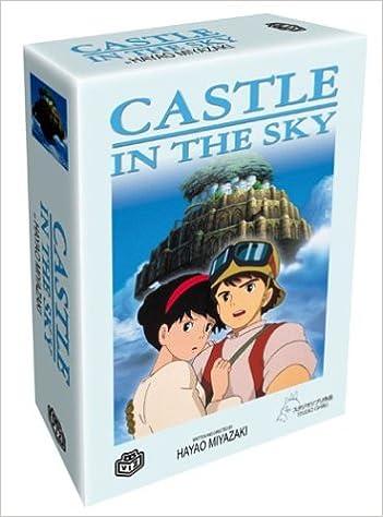 el castillo en el cielo studio ghibli