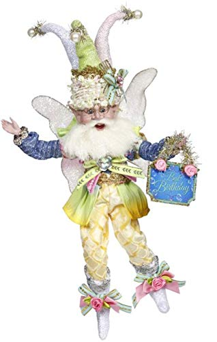 "Mark Roberts 5197596 Birthday Party Fairy Sm 9"" 2019"
