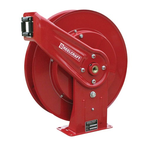 Hose Reel 1/4X50Ft Grease W/Out Hose by Reelcraft