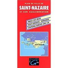 IGN PLAN : SAINT NAZAIRE NO.7223 (+LIVRET)