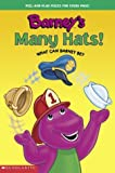 Barney's Many Hats!, Lisa Ryan, 1586682911