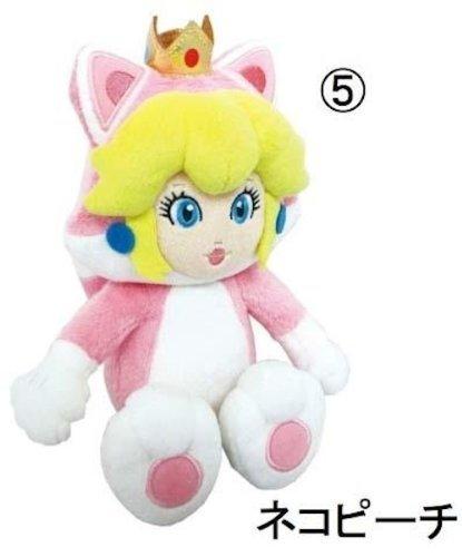 Sanei Super Mario 3D World Neko Cat Princess Peach 9