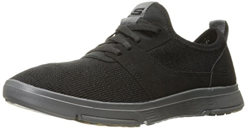 M Skechers Men's Black Moogen 9 Oxford USA 5 US Holder AAr8v1qw