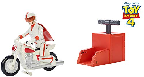Disney Pixar Toy Story Stunt Racer Duke Caboom, 5.9