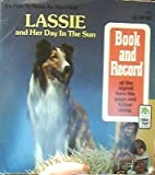 Lassie and Her Day in the Sun Vinyl and Book