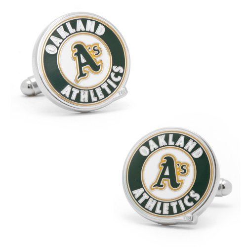 MLB Baseball Team Logo Cufflinks (PD-MLB-SL-P)