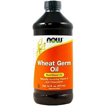 NOW Wheat Germ Oil, 16-Ounce